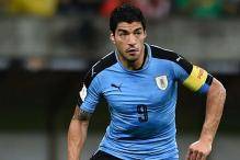 Suarez Officially Ruled Out as Uruguay Face Mexico