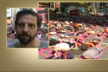 Watch Thousands Bow to Yoga at Times Square & Kuala Lumpur
