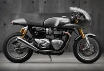 The Much-Awaited Triumph Thruxton R Launched at Rs 10.9 Lakh