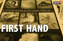 India's First Non-Fiction Graphic Anthology