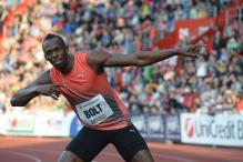 Usain Bolt Gears up for Olympic Trials