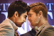 I'm Eagerly Waiting to Knock Out Kerry Early: Vijender Singh