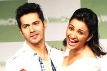 Varun, Parineeti Share 'Sizzling Chemistry' in 'Dishoom' Song: Producer