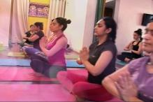 Red Carpet For Yoga Tourists as Demand to Learn up by 40%