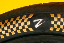 For Rs 4 Crore, Here's a Set of Tyres, Embedded with 24-Carat Gold