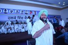 Amarinder Vows to Give Parkash Badal 'Thrashing of Lifetime' in Lambi