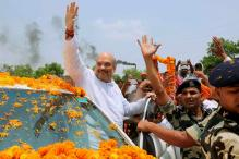 Amit Shah Takes Fight for 2019 General Elections to Gandhi Bastion Amethi