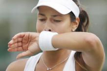Ana Ivanovic Dumped Out of Wimbledon by World Number 223