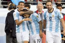 No Messi, No Problem as Argentina Down Chile