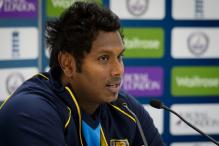 Sri Lanka Captain Angelo Mathews Ruled Out of Australia Matches