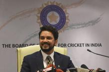 Anurag Thakur Denies To Use Pink Ball This Home Season