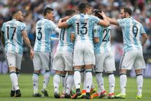 FIFA World Rankings: Argentina Retain Top Spot