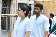 Arjun Kapoor's Maternal Grandmother Sattee Shourie Passes Away