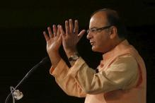 Arun Jaitley Questions High Interest Rates on Savings
