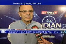 We Are Recognising People's Contribution: Arun Jaitley at IOTY 2015