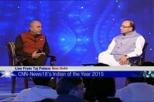 India is Back on Global Radar: Arun Jaitley at IOTY 2015