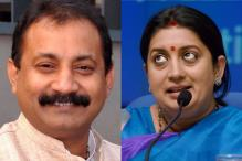 Bihar Minister Calls Smriti Irani 'Dear', Sparks War of Words