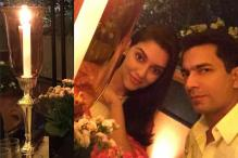 Asin, Rahul Sharma Enjoy a Romantic Italian Getaway