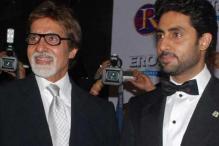 Abhishek Bachchan Calls 'Senior Bachchan' a Magician