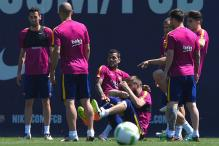 UEFA fine Barcelona for Catalan Separatist Flags