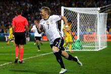 Mustafi, Schweinsteiger Seal 2-0 Win for Germany Over Ukraine