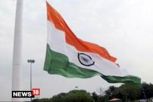 Telangana Govt Fails to Hoist Largest Tricolour Due to Bad Weather