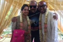 Benny Dayal Ties the Knot With Long-term Girlfriend Catherine Thangam