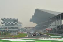 Indian F1 Grand Prix Unlikely Till Jaypee's Financial Health Improves