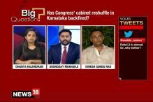 Has Congress' Cabinet Reshuffle in Karnataka Backfired?