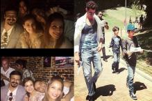 Bipasha Basu to Hrithik Roshan: Stars Share Personal Moments On Instagram