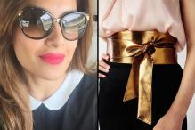 Check Out Designer Bipasha Basu's Trendy Creations