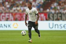 Germany's Boateng Bars Family From Euros Due to Security Risk