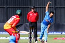 In Pics: Zimbabwe vs India, 1st ODI at Harare