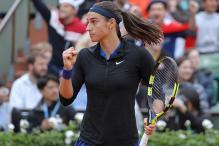 Caroline Garcia, Anastasija Sevastova reach final in Mallorca
