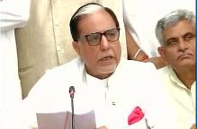 Media Baron Subash Chandra Upsets Congress in Haryana