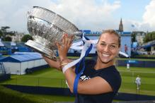 Cibulkova Wins Eastbourne to Claim First Grass Court Title