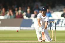 Alastair Cook blames batsmen for defeat to Pakistan