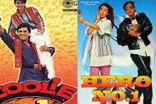 'Hero No 1', 'Coolie No 1', 'Biwi No 1' Set For Remakes