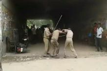 UP Cops Fight Publicly Over Equal Share Of Bribe, Video Goes Viral
