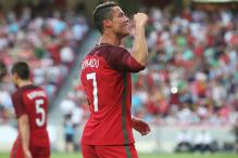 Ronaldo Inherits Richest Athlete Throne from Tiger Woods