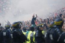 Hungary, Belgium, Portugal Charged by UEFA After Crowd Trouble
