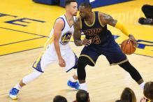 Curry, LeBron Showdown Set in Cavs-Warriors Repeat Final