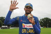 Dasun Shanaka's 'Dream Debut' Delights Angelo Mathews