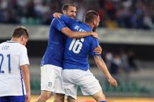 Italy Beat Finland 2-0 in Final Warm Up Before Euros