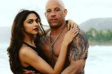 Deepika Padukone Helps Vin Diesel Send Love to India in Hindi