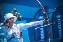 India End Campaign With Solitary Silver in Archery World Cup