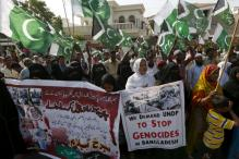 Protesters Try to Lay Siege to Pak High Commission in B'desh