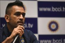 MS Dhoni and Co Leaves for Zimbabwe For Limited-Overs Series