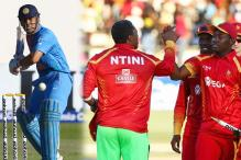 How Complacent India Helped Zimbabwe Stage A Big Upset