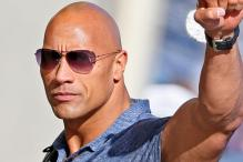 Dwayne Johnson's New Film Stars Siri